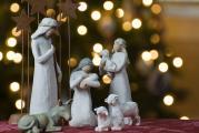 As festas de Natal no Restaurante Pinguim