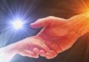 Quando a mão de Deus tocou meu peito