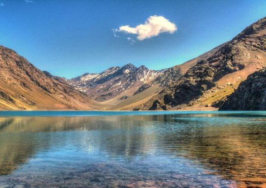lago esmeralda chile